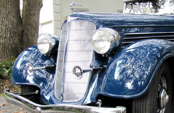 Driven: A vintage adventure in a 1934 Buick