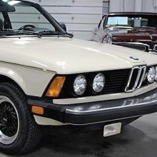 1981 BMW 320i