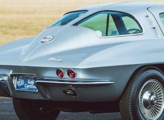 '63 Corvette Z06 Tanker heads up Mecum's Houston auction