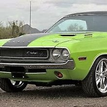 1970 Dodge Challenger 426 Hemi re-creation