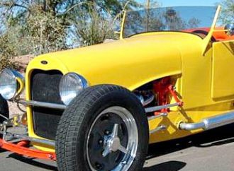 1927 Ford lakes roadster