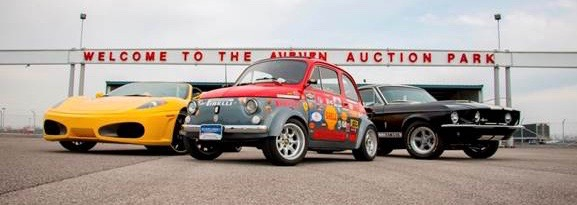 Cars & Coffee begins April 9 at Auburn Auction Park | Auctions America photo