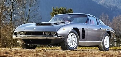 The 1972 Iso Grifo was bought at Gooding for a good price | Gooding