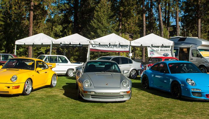 'Topless' theme for 21st annual Oregon Festival of Cars