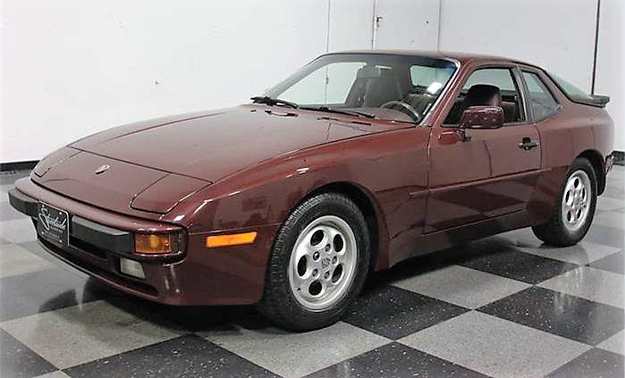 The Porsche 944 is still a relative bargain compared with other vintage Porsches
