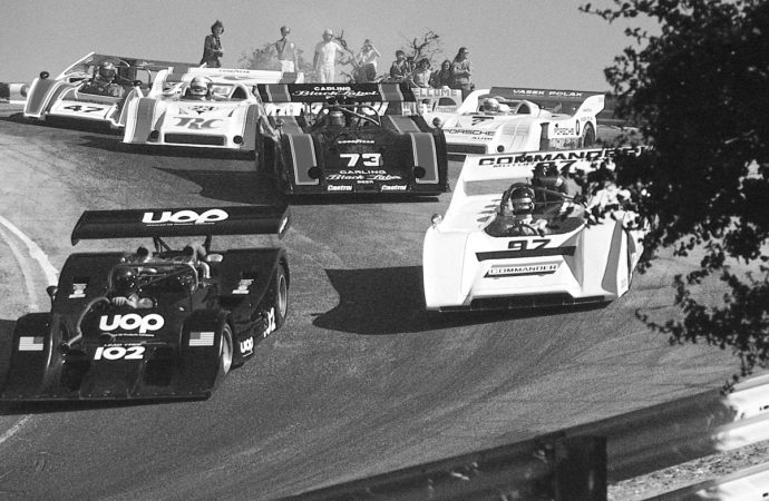 Can-Am to be highlighted at Monterey Motorsports Reunion