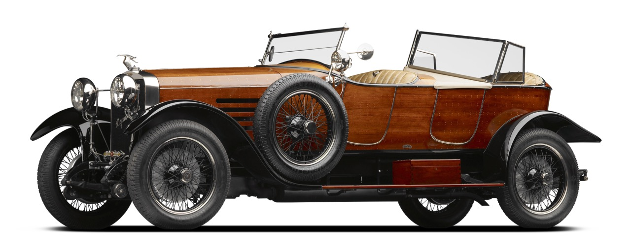 1922 Hispano-Suiza by Labourdette | Mullin museum photos