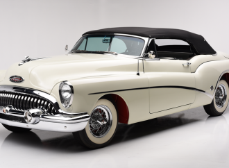 Countdown to Barrett-Jackson Palm Beach 2016: 1953 Buick Skylark convertible