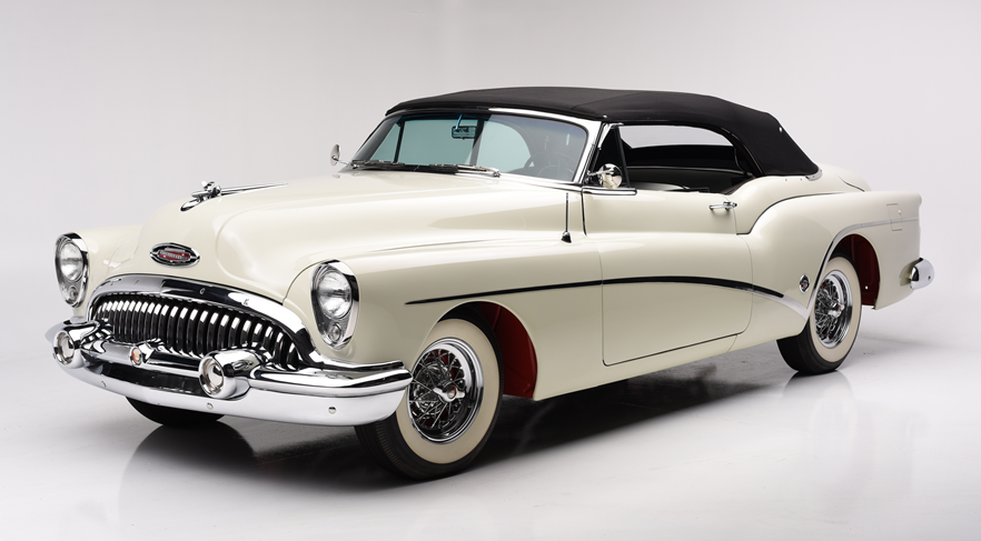 Countdown To Barrett Jackson Palm Beach 2016 1953 Buick Skylark