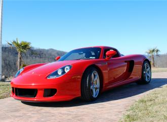 Countdown to Barrett-Jackson Palm Beach 2016: 2005 Porsche Carrera GT