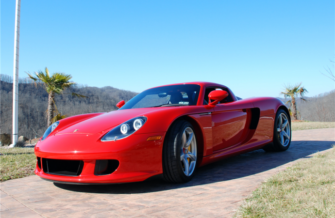 Countdown to Barrett-Jackson Palm Beach 2016: 2005 Porsche Carrera GT