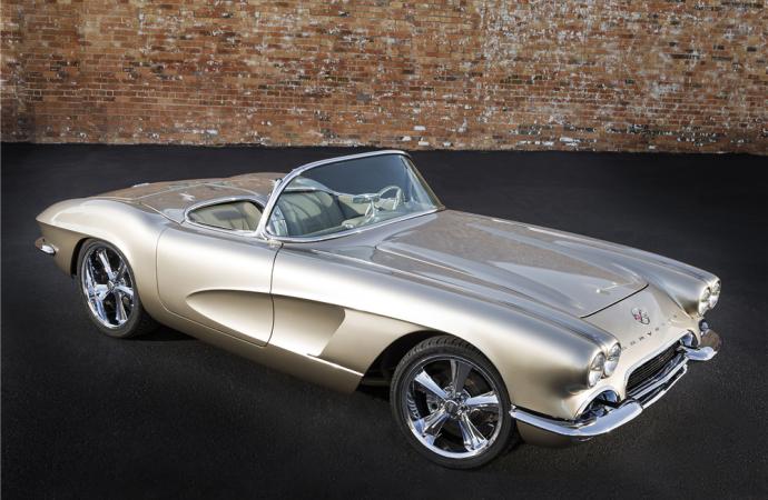 Countdown to Barrett-Jackson Palm Beach 2016: 1962 Chevrolet custom roadster