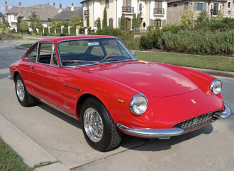 Countdown to Barrett-Jackson Palm Beach 2016: 1968 Ferrari 330 GTC