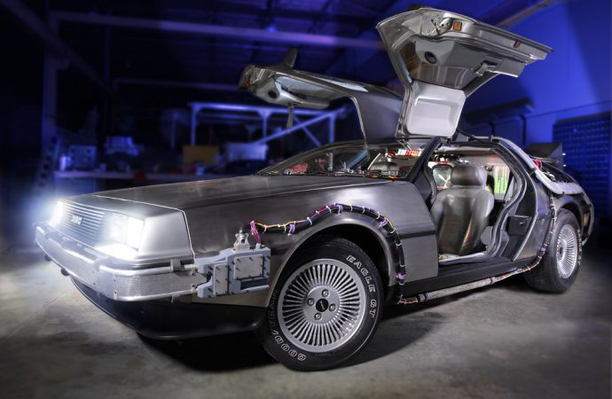 'Back to the Future' at the Petersen