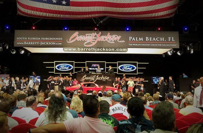 Barrett-Jackson scores $23.2 million in Palm Beach