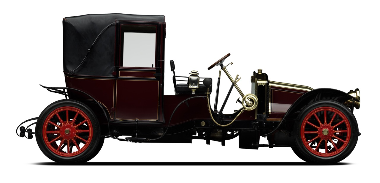 1910 Renault Laundaulet