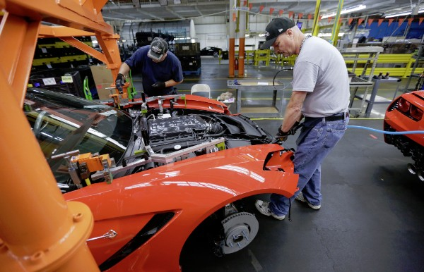 Corvette Museum to guide assembly plant tours