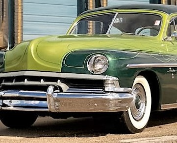 1951 Lincoln Lido George Barris custom