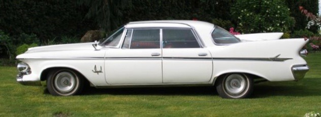 1961 Chrysler Imperial has been in same family since it was a year old