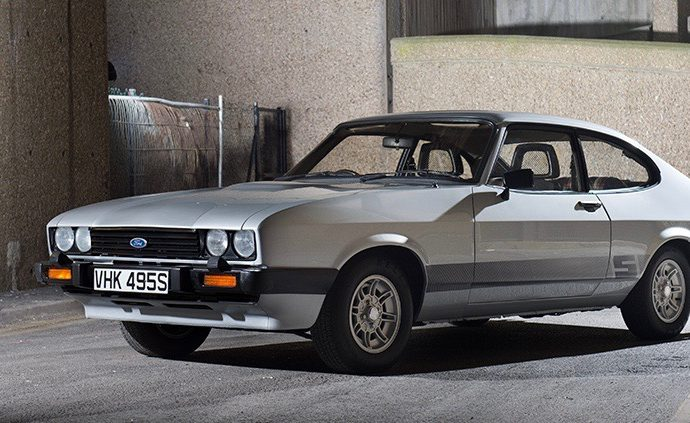 'The Professionals' Capri headed to H&H Classics auction