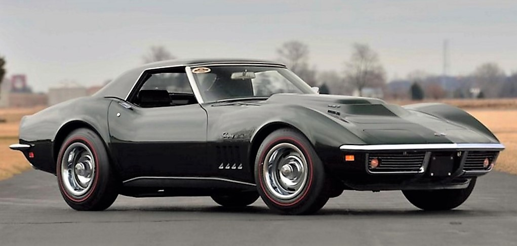 Mecum\'s May sale in Indy ripped with GM muscle - ClassicCars.com Journal