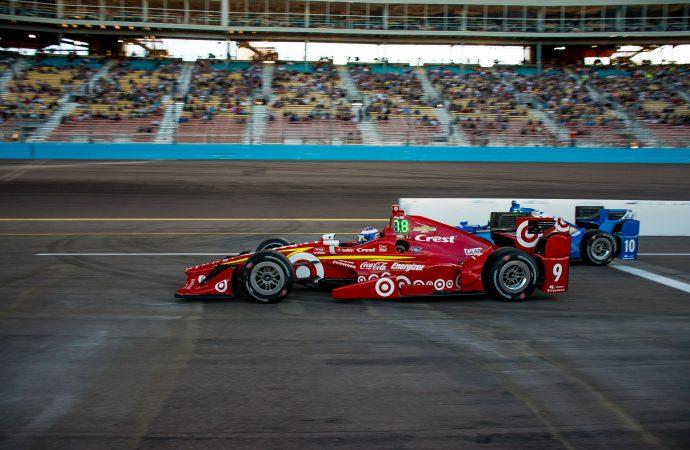Historic reunion: Indycars return to Phoenix
