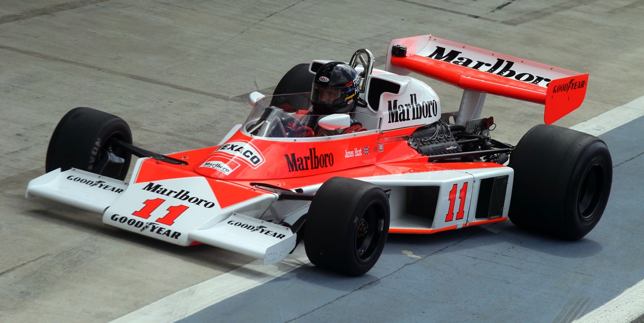 Silverstone Classic vintage races to salute James Hunt - ClassicCars ...