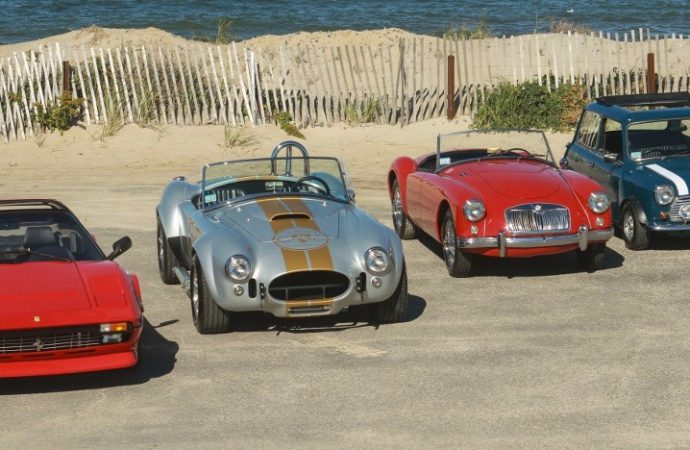 New enterprise is an Airbnb for classic and exotic cars