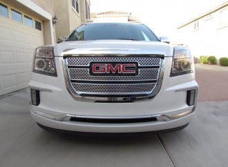Driven: 2016 GMC Terrain AWD Denali