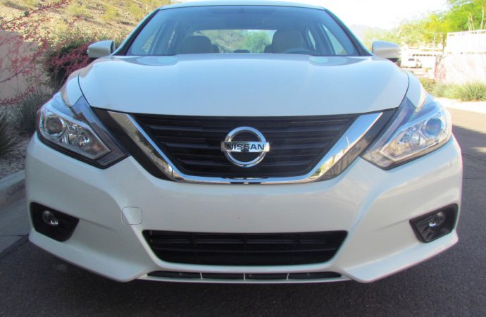 Driven: 2016 Nissan Altima 2.5 SL