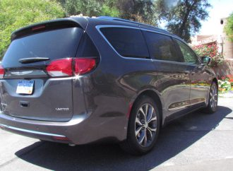 Driven: 2017 Chrysler Pacifica