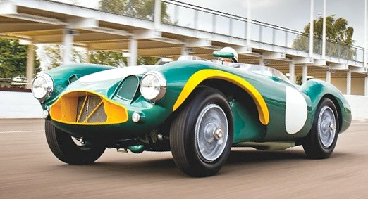 The Aston Martin is expected sell for as much as $10 million | Bonhams
