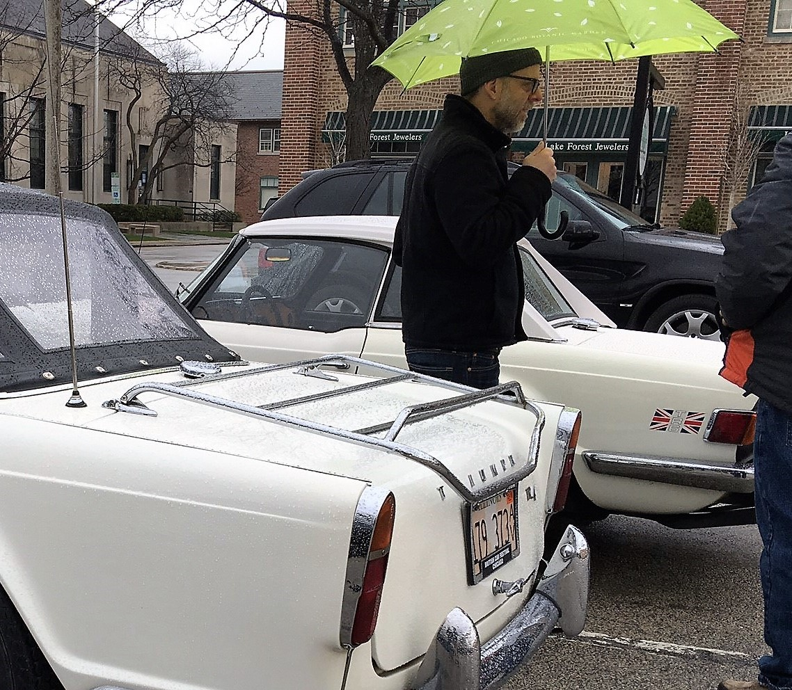 A Chilly Chicago Startup For Fuelfed Club's Driving Season