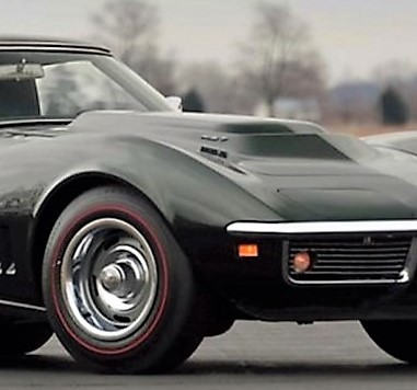 Mecum's May sale in Indy ripped with GM muscle