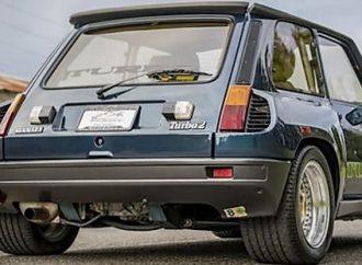 1985 Renault R5 Turbo 2 Maxi