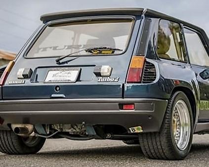 1985 Renault R5 Turbo 2 Maxi Classiccars Com Journal