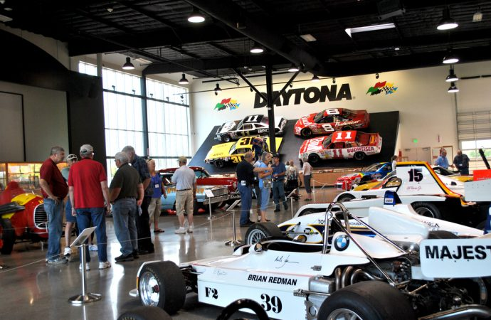 Indy 500 exhibit to honor 100th running