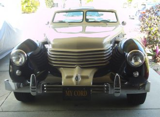 My Classic Car: Bill's 1969 Samco Cord Warrior