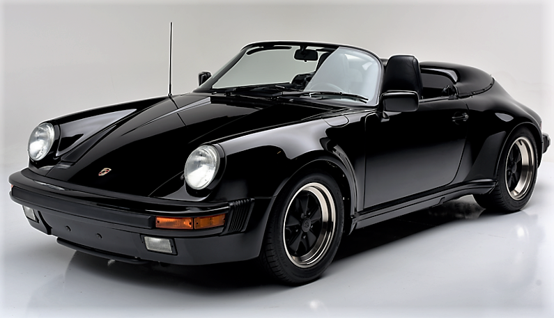 A 1989 Porsche 911 Speedster sold at Barrett-Jackson | Barrett-Jackson