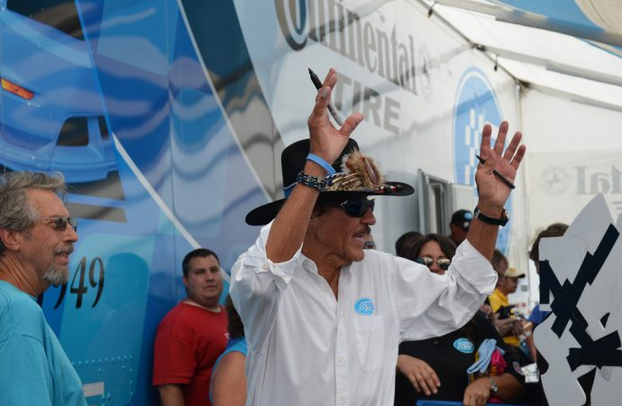 Richard Petty to attend Carlisle Chrysler Nationals