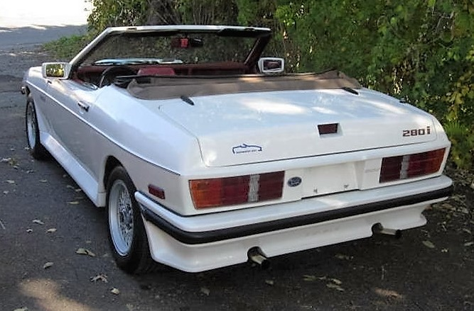 This TVR is said to be a 17,000-mile survivor in time-warp condition