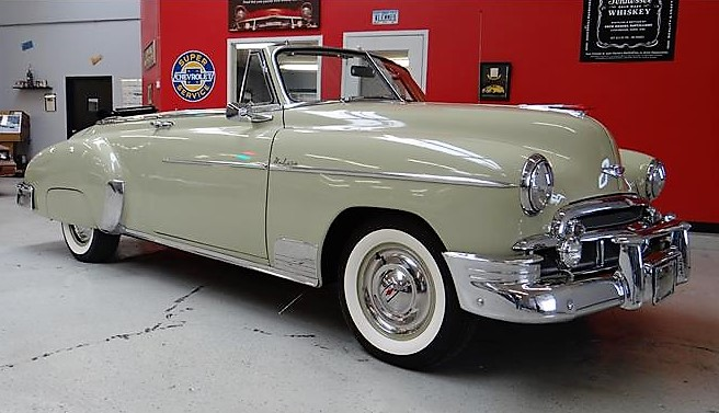 The 1949-52 Chevrolet Style places a surprising number 2 on the chart | ClassicCars.com listing
