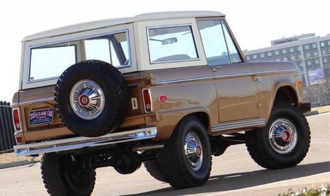 Ford Bronco, VW van popular among ClassicCars.com searchers