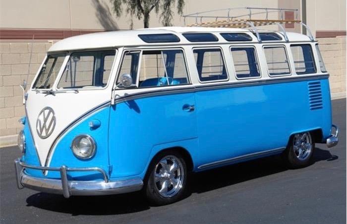 1962 Volkswagen van