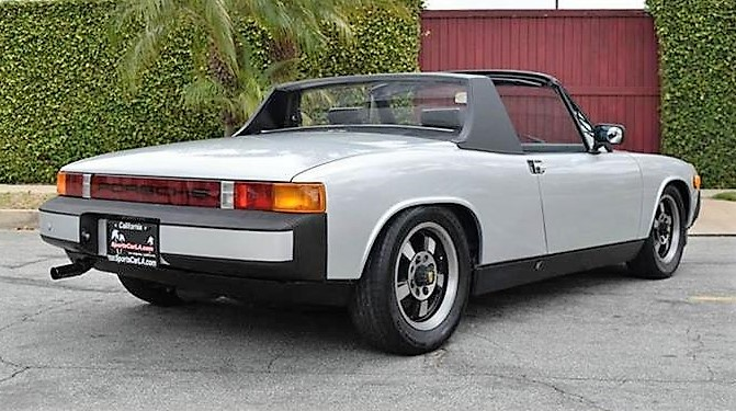 Porsche 914s have gained favorable attention in recent years