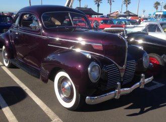 1939 Dodge D11 Deluxe