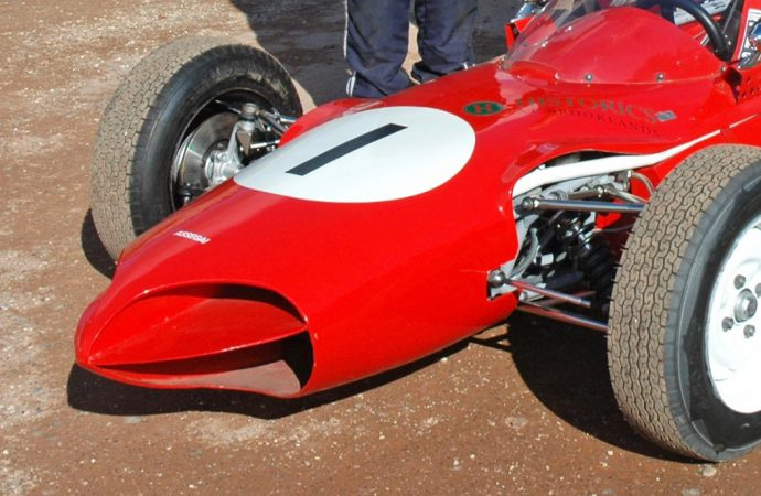 Decades later, F1 race car finally gets to compete at Monaco