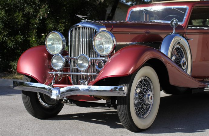 Queen of Diamonds Duesenberg headlines Auburn Labor Day sale