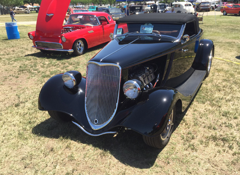 1933 Ford Roadster | NSRA Photo