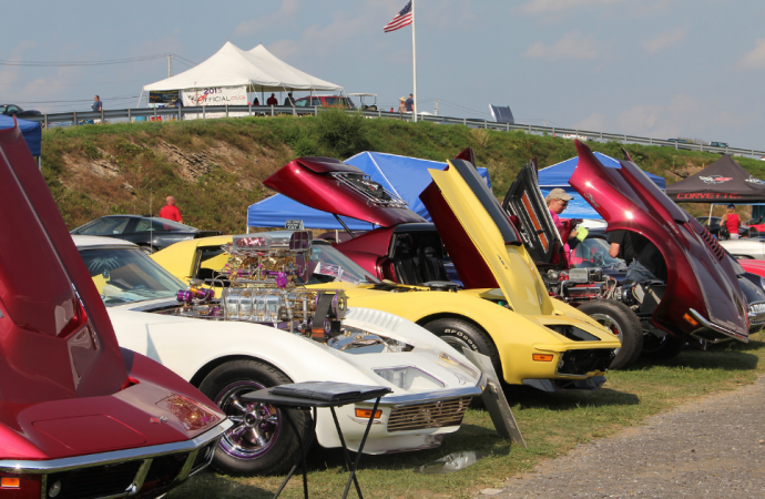 Corvettes at Carlisle expands for 2016